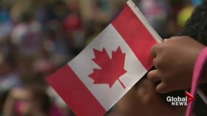 Canada Day celebrations in the Greater Toronto Area
